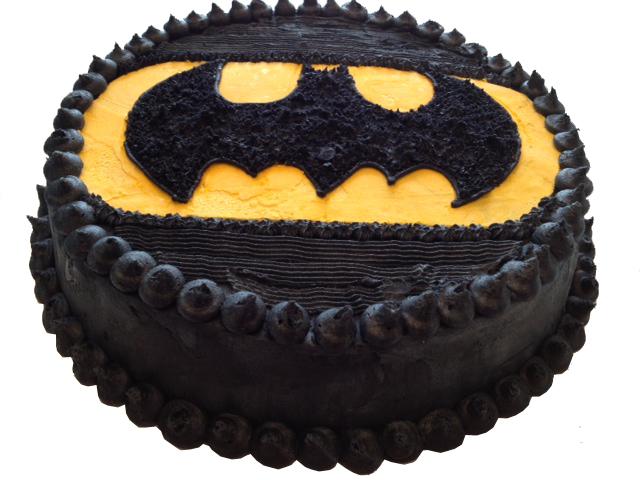 Batman Ice Cream Cake Melbourne